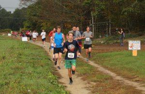 Photo of Scarecrow 5K runners