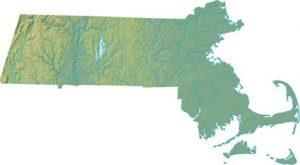 Map of Mass Land
