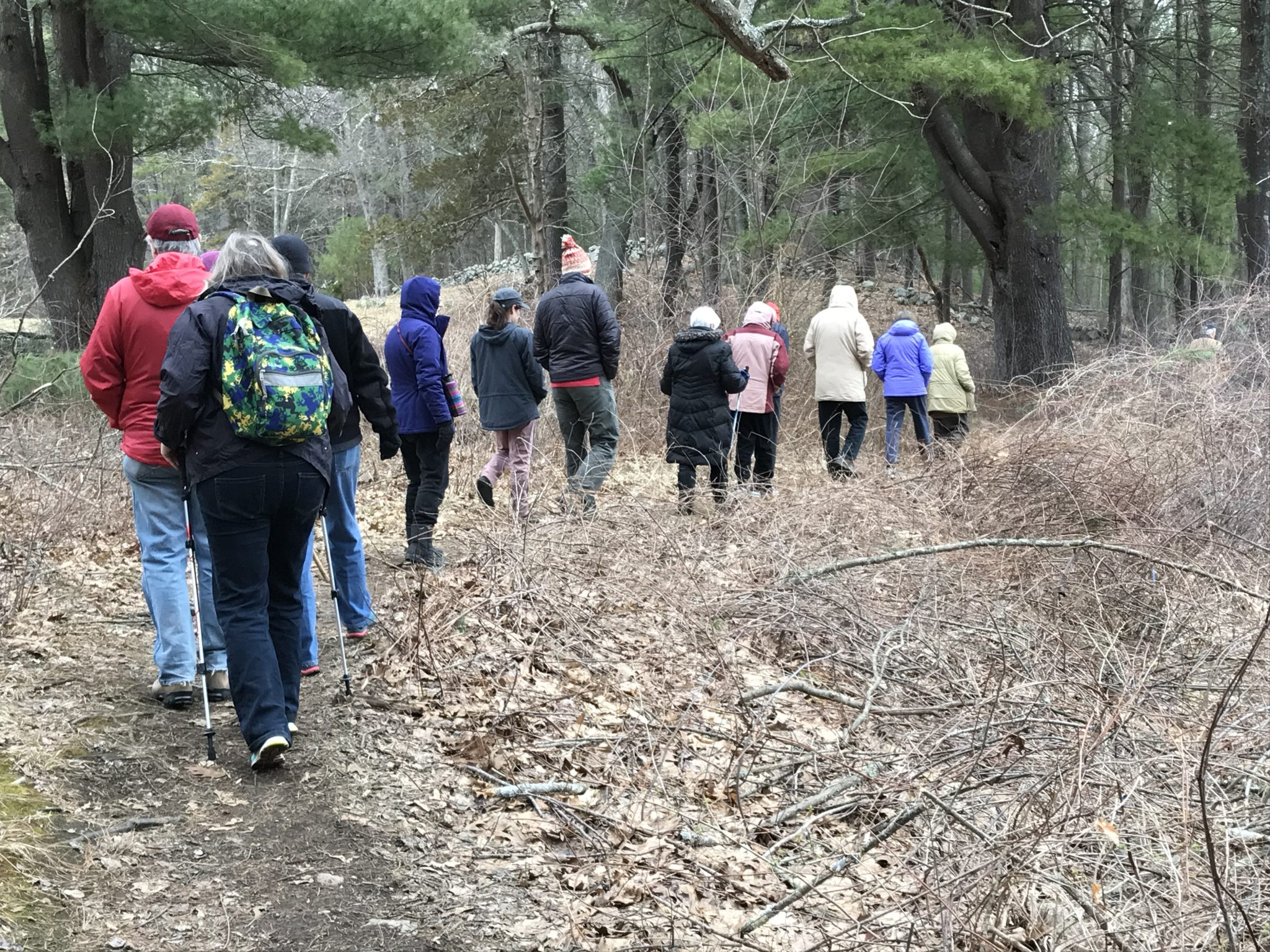 Mt. Misery Mindfulness Walk with John Calabria