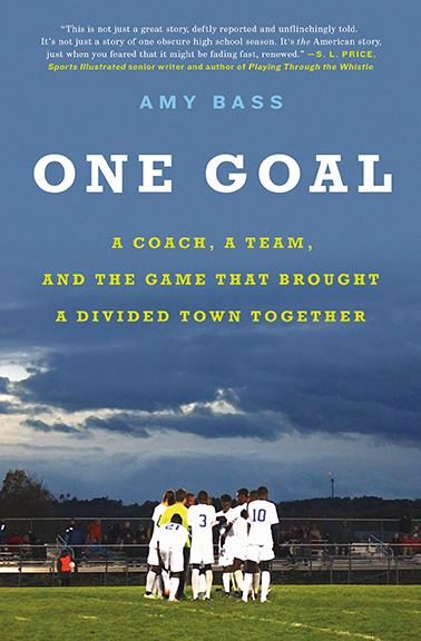 Talk and Book Signing with Amy Bass, Author of One Goal
